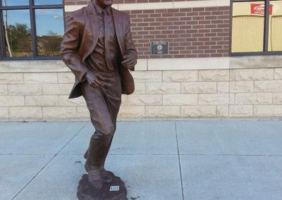 Governor Frank Farrar Statue