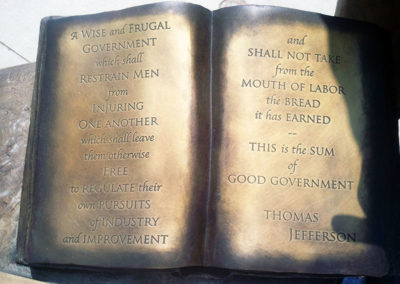 Governor Harlan J. Bushfield Book