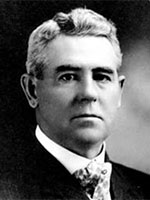 Governor Robert Scadden Vessey